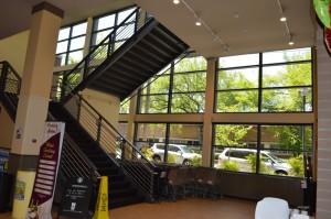 Interior Storefront