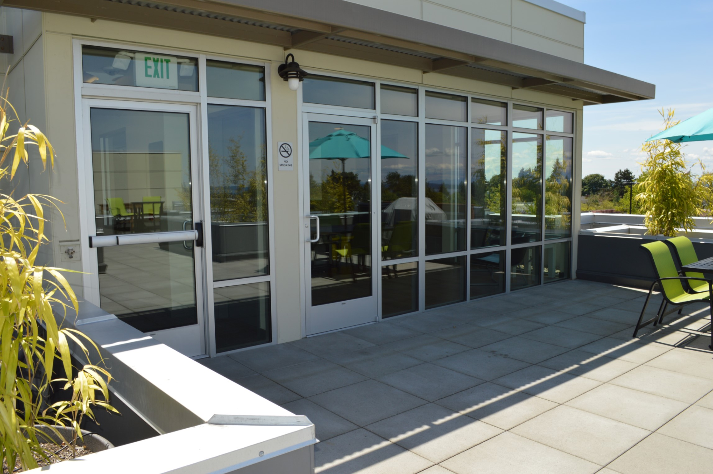 Storefront and Custom Entrance Package