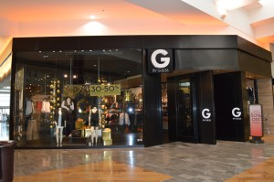 Mall Retail Storefront